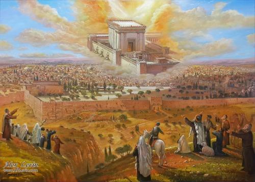 jewish third temple
