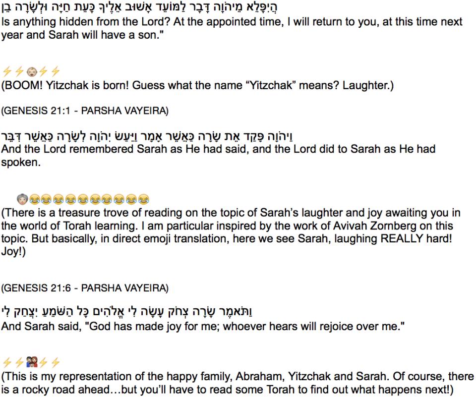 2 Emoji d'var torah 10:1:14 TRANSLITERATED 3