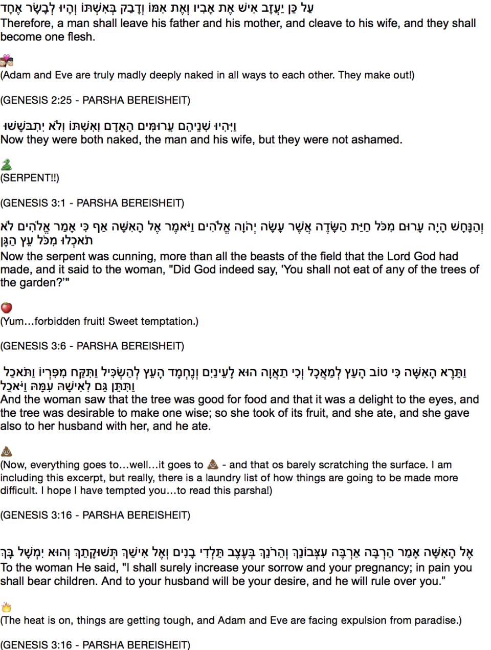 3 Emoji D'var Torah 10:15:14TRANSLITERATED 2