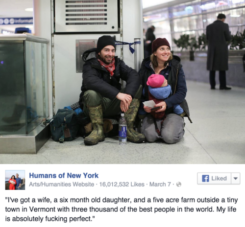 Humans of New York s Photos   Humans of New York