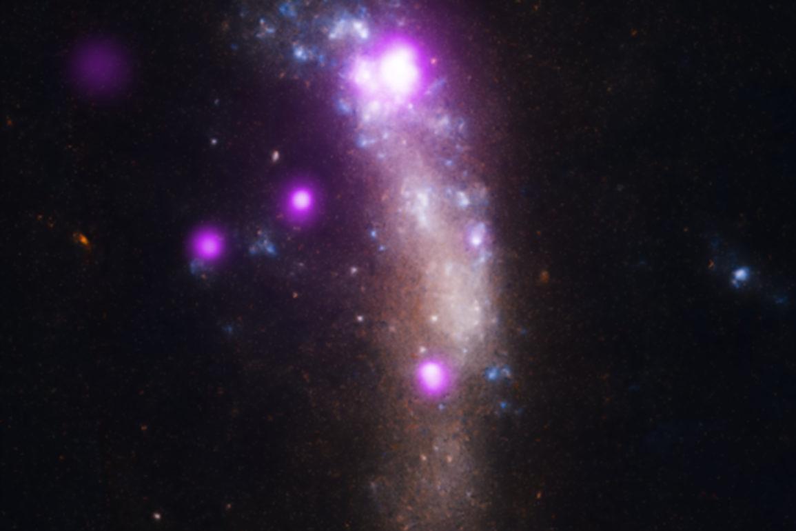 A Supernova Cocoon Breakthrough (NASA, Chandra, Hubble, 05/15/12)