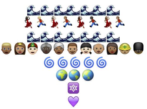 emoji dvar torah 15 0429 1