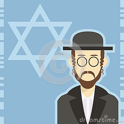 jew-icon-vector-cartoon-51133328