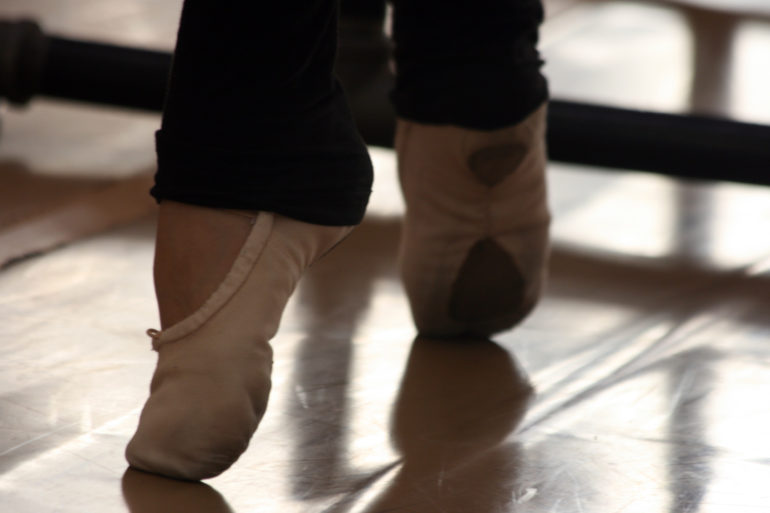 ballet slippers story about ballet classes