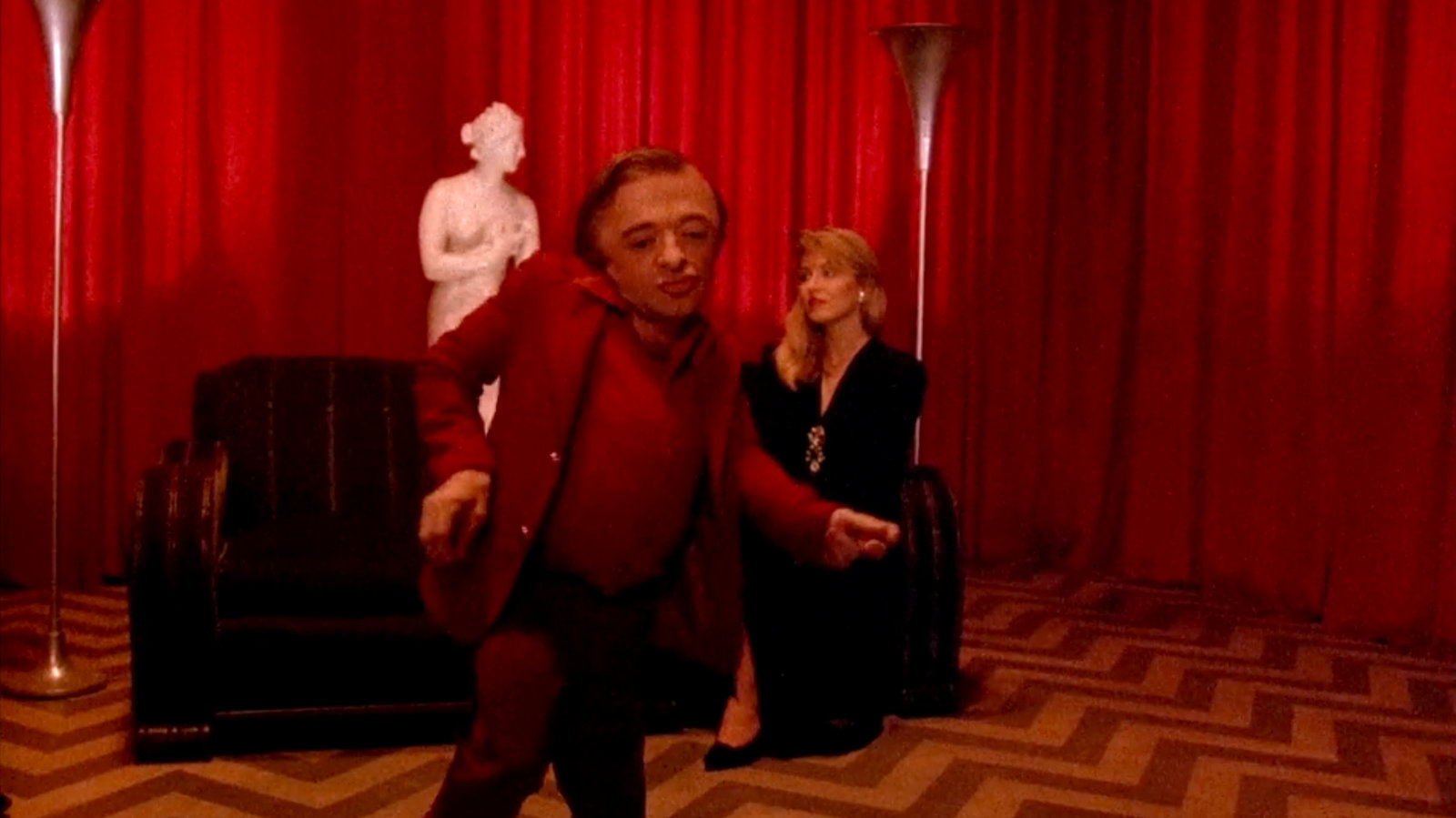 But Who Is the Dreamer? Twin Peaks: The Return